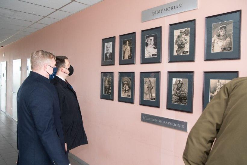 FOTOD | Jüri Ratas veteranipäeval: kohustused lõppevad, aga mälestused jäävad