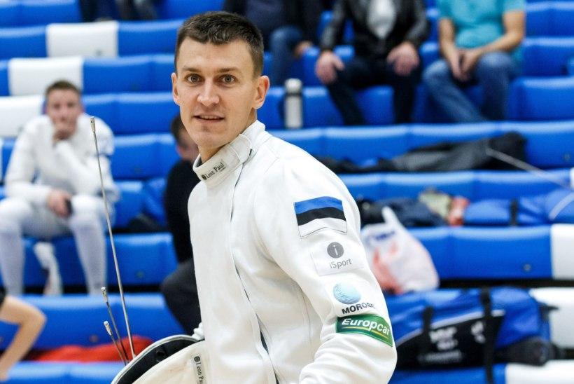 Vana käemure tõmbas Sten Priinitsa olümpiaunistusele kriipsu peale