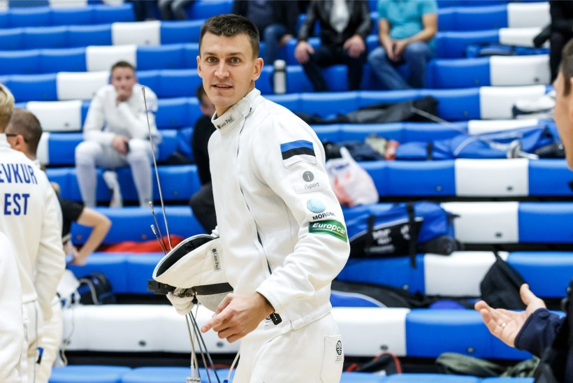 KAHJU! Sten Priinits jäi olümpiapiletist kahe võidu kaugusele