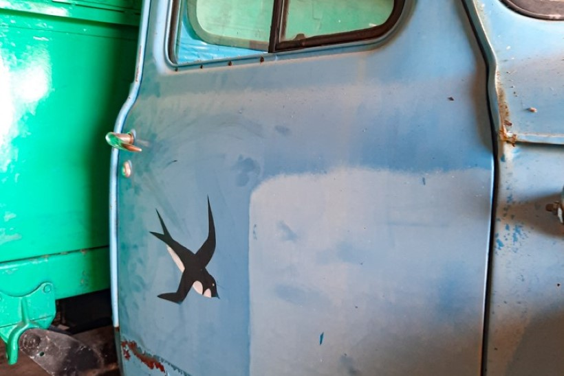 Vanade autode vastu huvi tundev Tambet: mul ei ole hullust, et originaali taga ajada, mind köidabki kolhoosituuning
