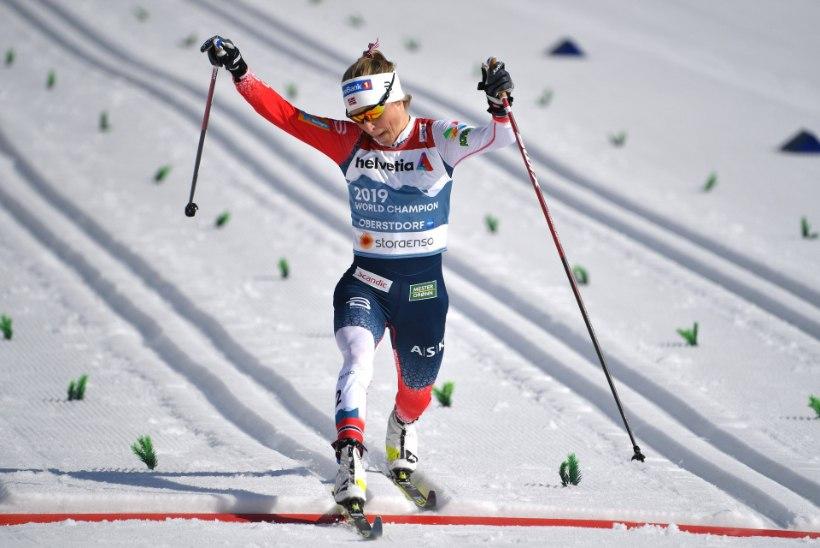 SUUSAKOONDISED ON MURES: Norra supleb rahas, aga mujal pole treenereid, lund, publikut ega sponsoreid