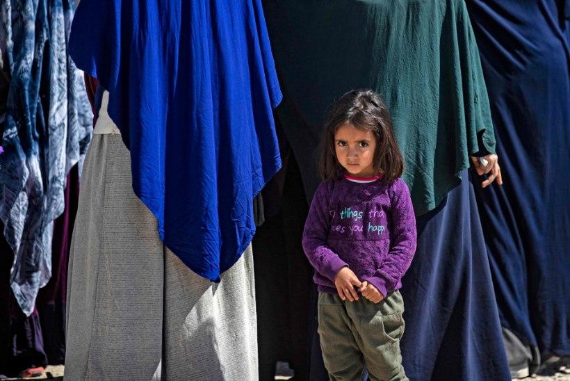 TAANI DILEMMA: mida teha terroristi nelja-aastase tütrega?