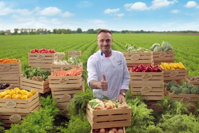 OSALE KONKURSIL   Näita meile, mida valmistad Hortexi kvaliteetsetest köögiviljadest ja võida hinnalisi auhindu!