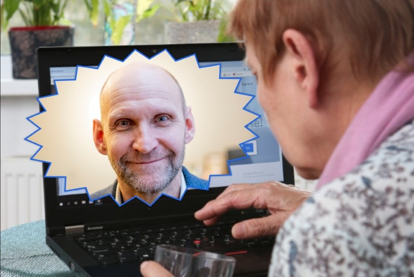 ISAMAA E-HÄÄLETUSE ERIJOONED: 1940ndatel sündinud liikmed hiilgavad Seedrit toetades arvutiteadlikkusega