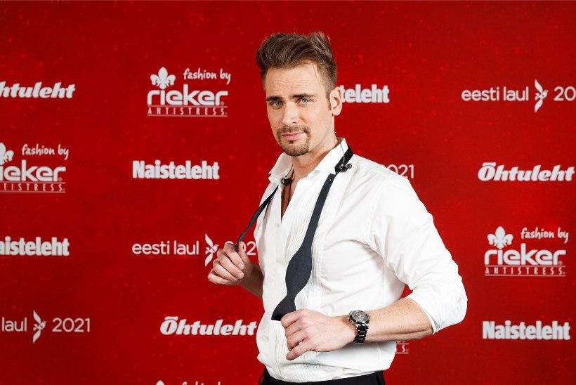 Eurovisioni eksperdid Uku Suviste loost: see on üks tänavuse võistluse alahinnatumaid lugusid