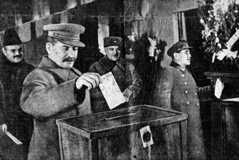 Verine kääbus aitas Stalinil parteid puhastada, ent ka talle löödi nuga selga