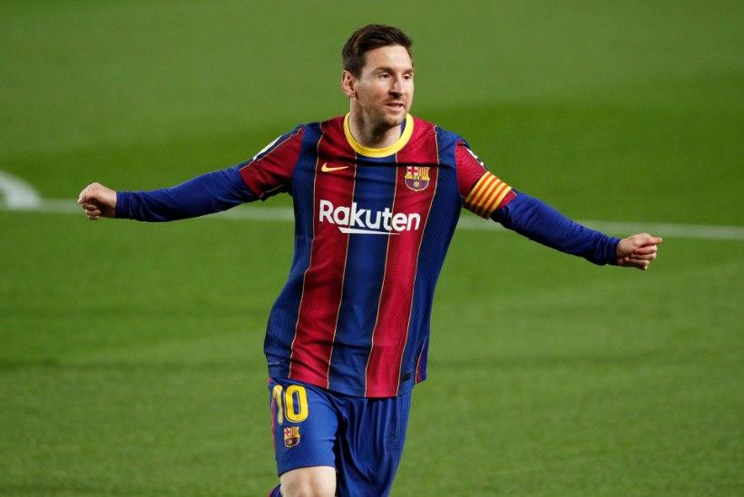 PSG tegi Messile ahvatleva pakkumise