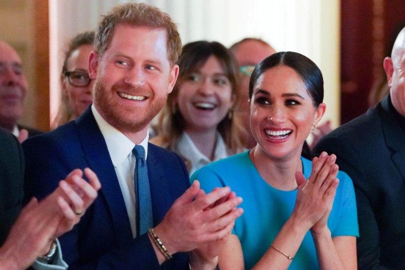 Harry ja Meghan esinevad vaktsiinikontserdil