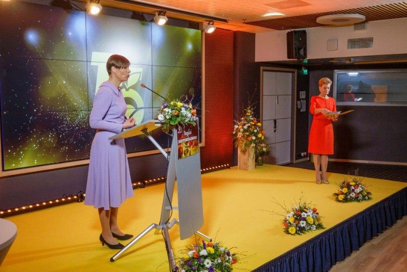 KERSTI KALJULAID: ehk peaks Eesti parima toiduaine valikul tunnustama ka säästlikemat pakendit
