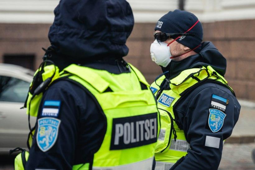 Andmekaitse inspektsioon uurib politseikaamerate kasutust