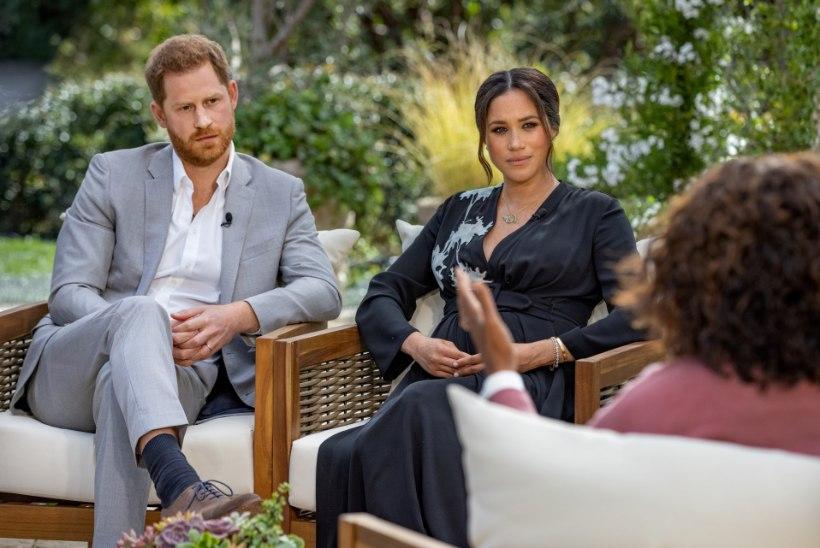 Kuninglik ekspert: Harryl on Oprah' intervjuu pärast häbi