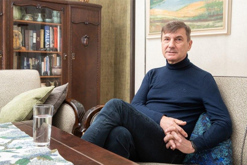 """Andrus Ansip: """"EKRE tahab tugevamaks saada ja praegu leiavad nad toetajaid Keskerakonna juurest."""""""