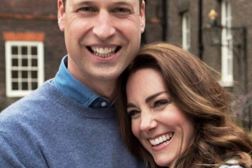 William ja Kate avaldasid 10. pulma-aastapäeva puhul romantilised portreed