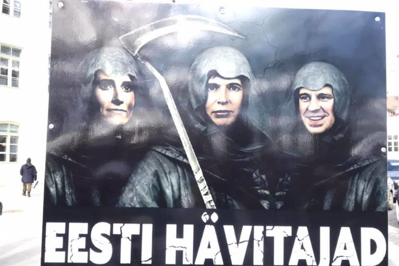 HULLEM KUI COVID: Kreml peab salakavalat sõda meie kõigi peas ja südames