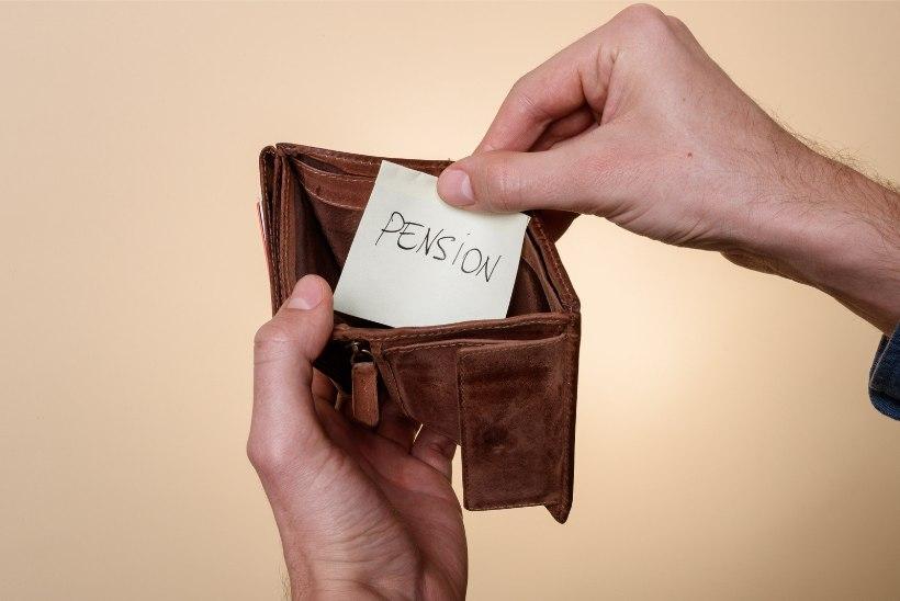 Pensionid tõusevad 2023. aastal 20 euro võrra