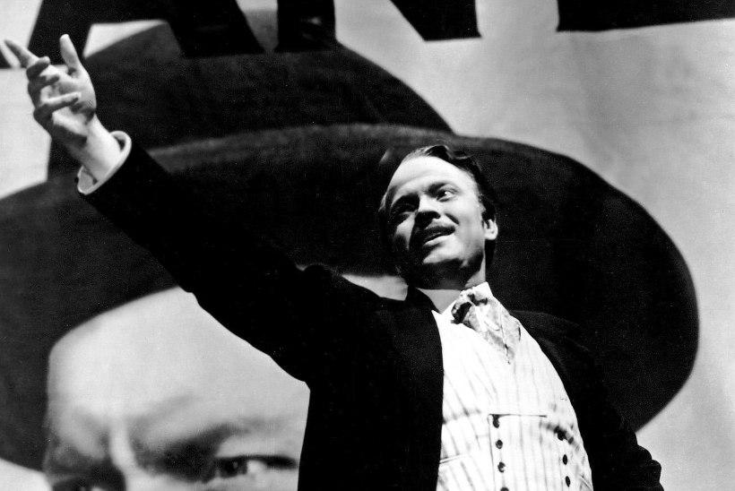 """Kõigi aegade parimaks peetud filmi """"Kodanik Kane"""" looja oli vaid 25aastane"""