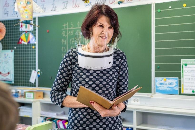UUS REAALSUS! Õpetajaid hakkavad viiruse eest kaitsma kaelaskantavad õhupuhastid