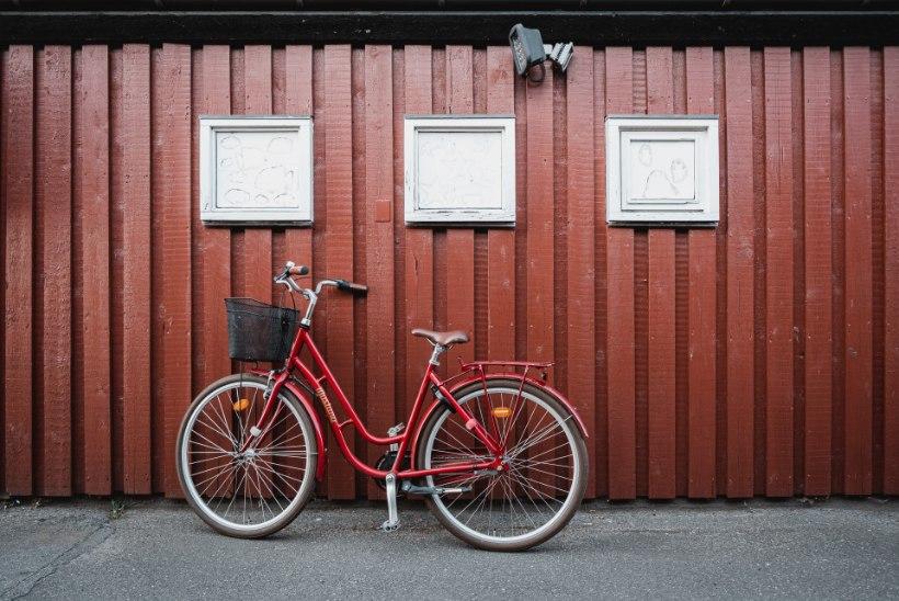 Lugeja küsib: kas mu kodukindlustus katab jalgrattavarguse?