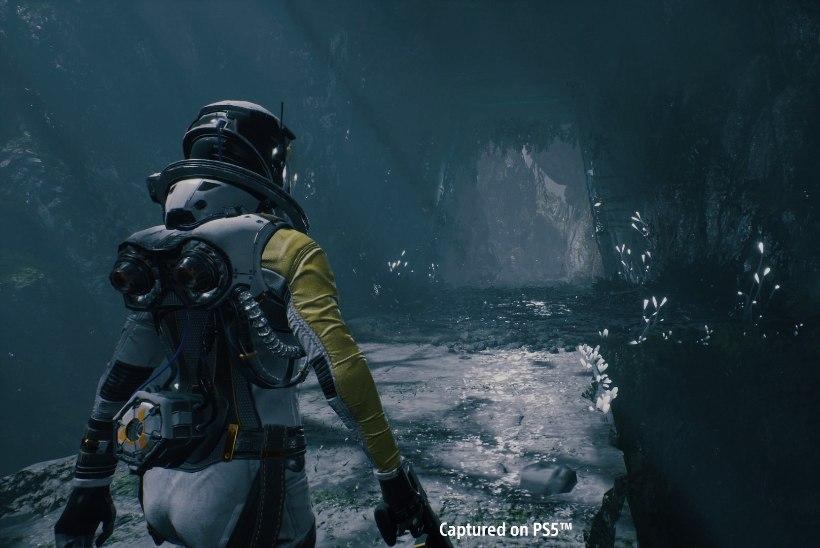 """ARVUSTUS*: """"Returnal"""" väärib kohta PlayStationi mängude kõrgklassis"""