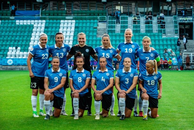 Eesti koondis sai teada vastased MM-valiksarjaks