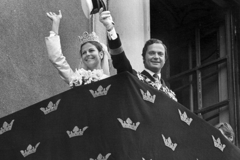 ROOTSI KUNINGAS 75: kas mäletad Carl XVI Gustafi suurimaid draamasid ja skandaale?