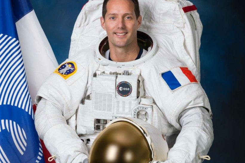 KÕIK, MIDA OLED TEADA TAHTNUD: esita küsimus kosmoses viibivale astronaudile