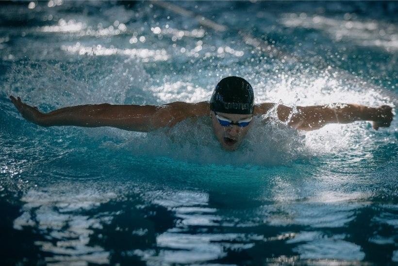 Aleksa Gold ujus Eesti rekordi ja Daniel Zaitsev ületas kaks olümpia B-normi
