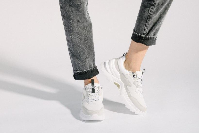 Kuidas hooldada valgeid jalatseid?