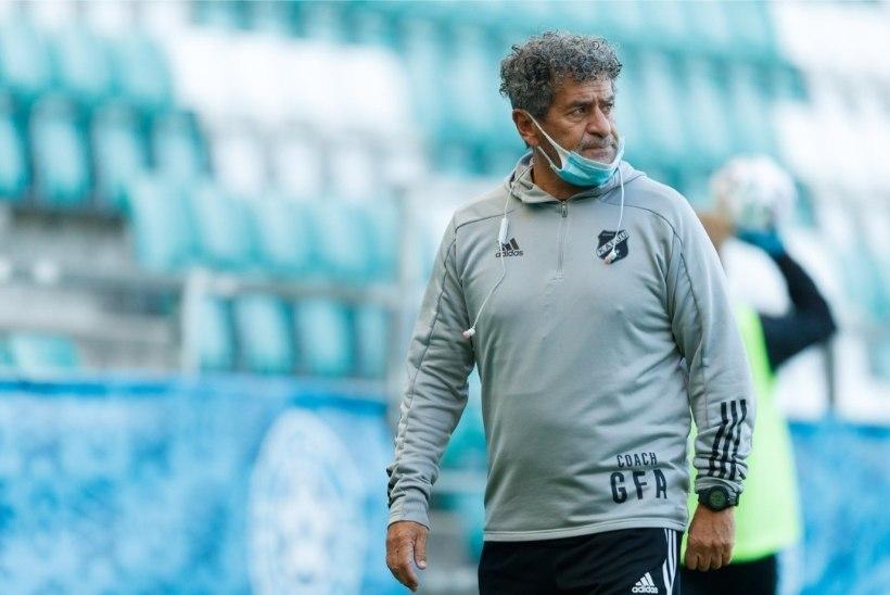Kaitsja vaidlustabGetulio Aurelio Fredole määratud jalgpallis tegutsemiskeelu