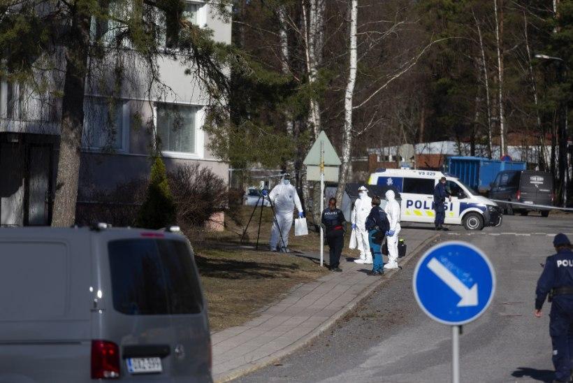 Topeltmõrv Soomes: pääsenud eestlased peitsid end ära