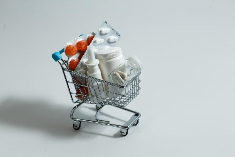VÄGA OHTLIK KOMME: paljud inimesed viskavad ülearuseid ravimeid ikka veel prügikasti või vetsupotti