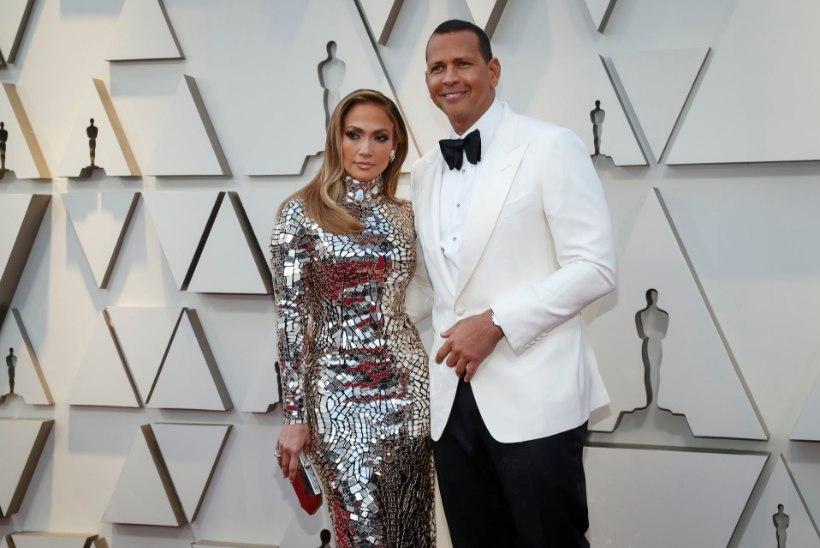 Värske kaanelugu tõestab, et Lopezi ja Rodrigueze suhe oli juba ammu karil