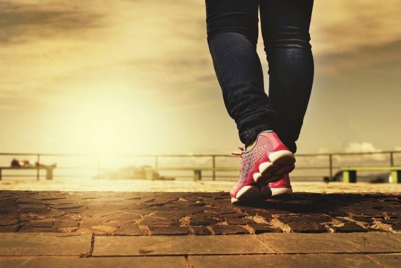 Kuidas jälgida oma kehalist aktiivsust?