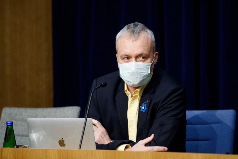 HEAD JA HALVAD PÕHJUSED: miks haiglaravil koroonapatsientide hulk nõnda järsult kukkus