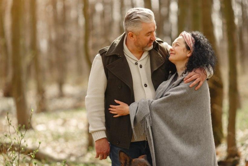 RÕÕMUS PARTNER, RÕÕMUS ELU! Õnnelikud suhted võivad pikendada meie eluiga