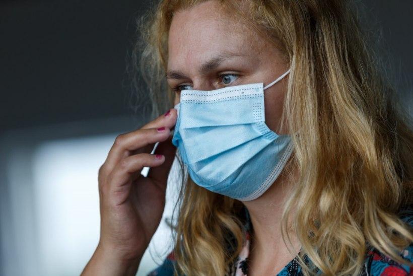 Maskid taaskasutusse? Regionaalhaigla alustas pilootprojekti, mis suunab ühekordsed maskid taas ringlusse