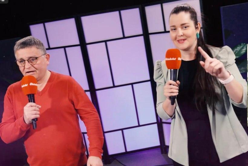 ÕL VIDEO | Koroonapausil õhtujuht Jaan Kirss: Soomes oskavad kõik tantsida, Eestis seda ei ole