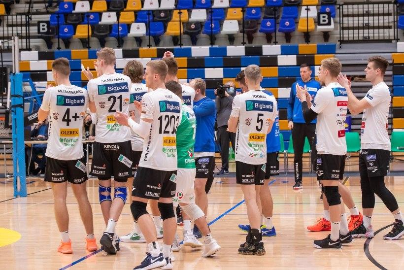 Pärnu alistas sel hooajal esmakordselt Bigbanki, ka Saaremaa oli võidukas
