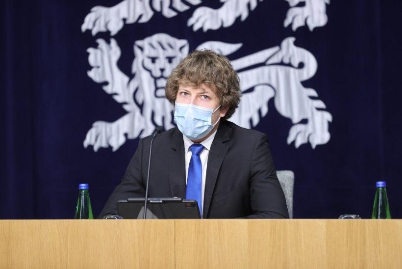 Tanel Kiik: lähikuudel on Eesti riiki oodata suurusjärgus miljon vaktsiinidoosi