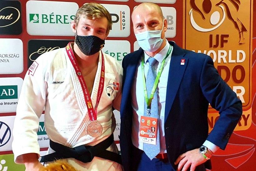 """Eesti olümpiasangar elust Šveitsis: """"Inimesed on rahulikud, meile meeldib siin väga."""""""