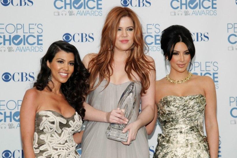 """Khloé Kardashian bikiinifotoskandaalist: """"Mind mõnitatakse talumatult!"""""""