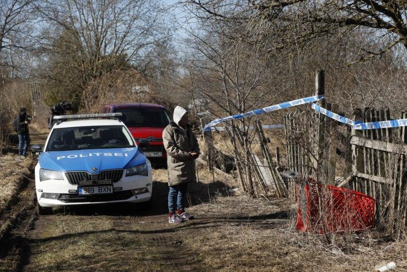 FOTOD | Soodevahe külas hukkus suvilapõlengus kaks inimest