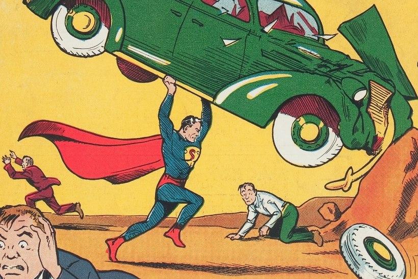 Maailma kalleim koomiks müüdi 3,25 miljoni dollariga