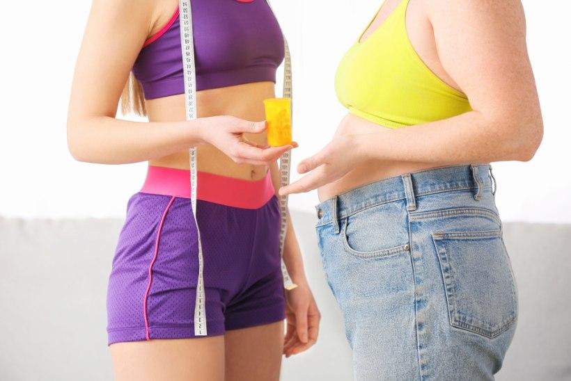 """EKSTREEMDIEEDI TAGAMAAD: mis juhtub kehaga, kui süüa vaid 500 kalorit päevas? """"See oli ikka kannatamine."""""""