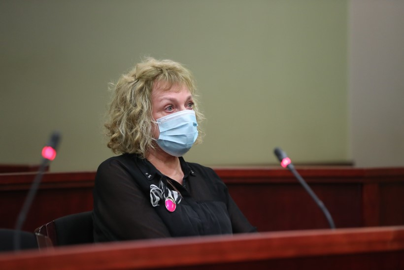 FOTOD | Süüdi! Kohus mõistis purjuspäi autot juhtinud Maire Aunastele tingimisi vanglakaristuse