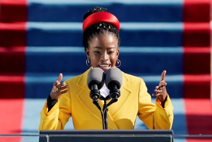 Bideni presidenditseremoonial esinenud noorest luuletajast sai Vogue'i kaanetüdruk
