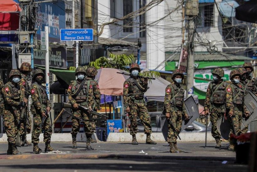 MIKS KEEGI EI SEKKU? Jaak Madison ja Marko Mihkelson selgitavad, miks on Myanmari sõjaväehuntal lubatud valimatult inimesi tappa