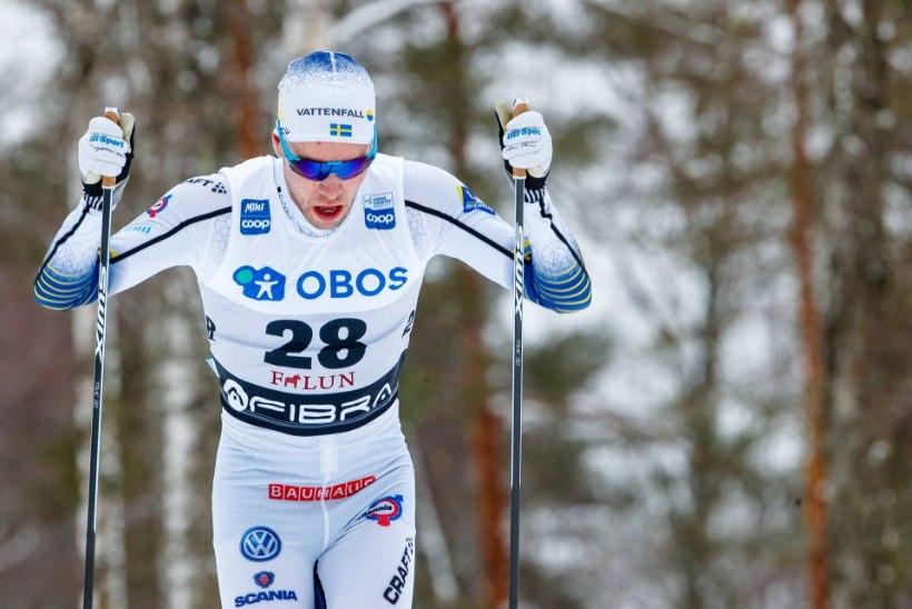 Rootsi tippsuusataja lõpetab kõigest 24aastasena karjääri
