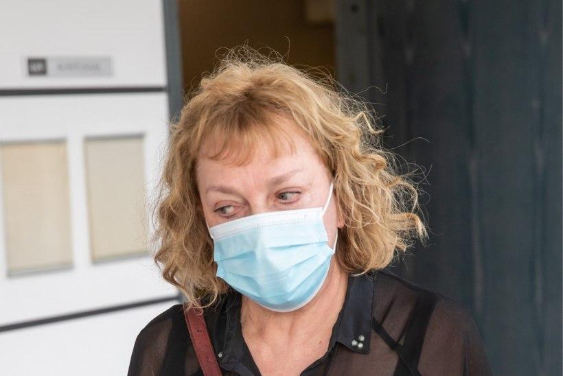 FOTOD   Süüdi! Kohus mõistis purjuspäi autot juhtinud Maire Aunastele tingimisi vanglakaristuse