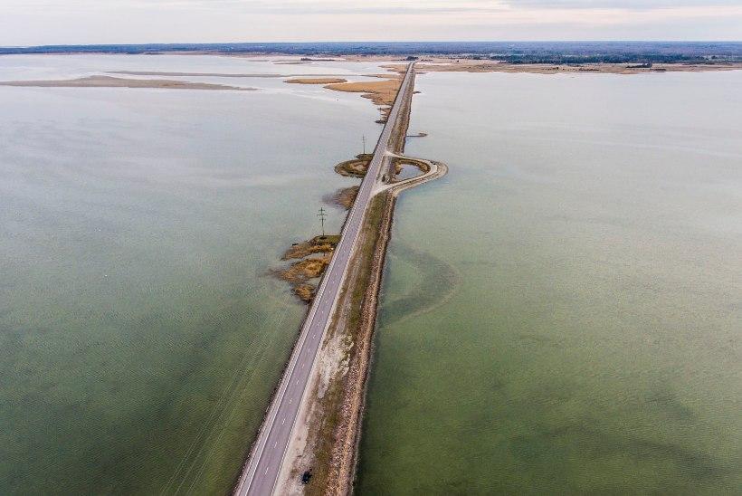 Tõnis Erilaiu lehesaba | Kuidas Saaremaale Vene piirivalveta pääses